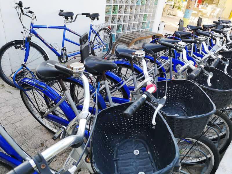 Biciclette Hotel Bolivar